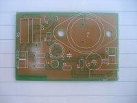 Elektronische Sicherung - Platine professionell 65x43mm