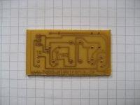 Weidezaungerät - Platine 43x24mm