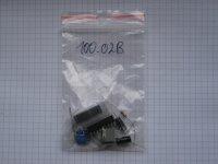 LED-Spannungsanzeige - Bauteilesatz