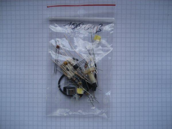 UKW-Prüfsender 2 - Bauteilesatz