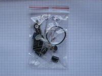 Lausch-Stethoskop - Bauteilesatz
