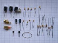 UKW-Prüfsender 3 - Bauteilesatz