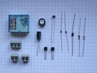 Lichtschranke (Dämmerungsschalter) - Bauteilesatz