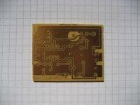 12-Volt Dimmer - Platine 51x39mm