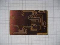 Elektronische Sicherung - Platine 65x43mm
