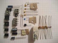 IR-Lichtschranke - Bauteilesatz